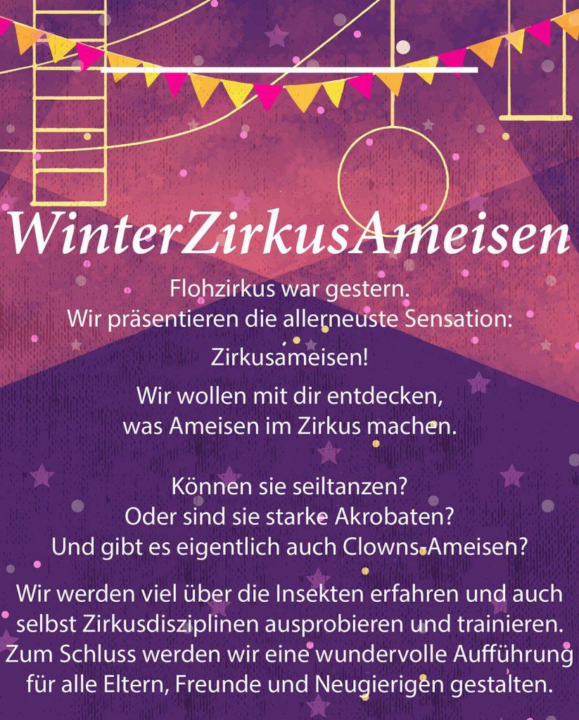 WinterZirkusAmeisen