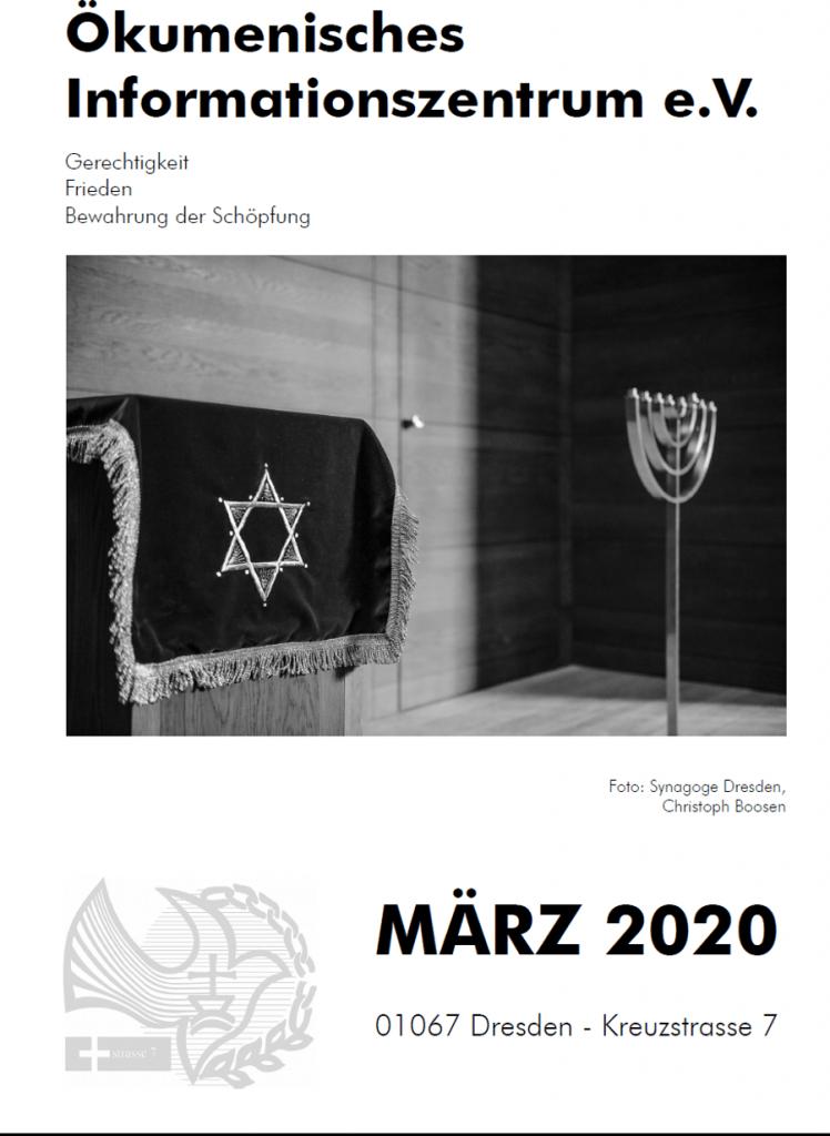 Monatsprogramm März 2020